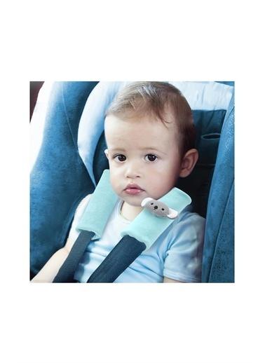 Baby Jem Emniyet Kemeri Boyun Koruyucu Yeşil